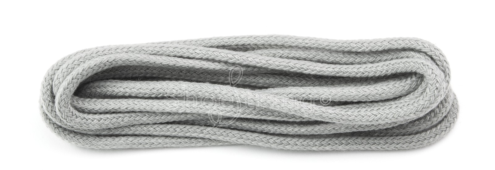 Light Grey Fine Round Laces