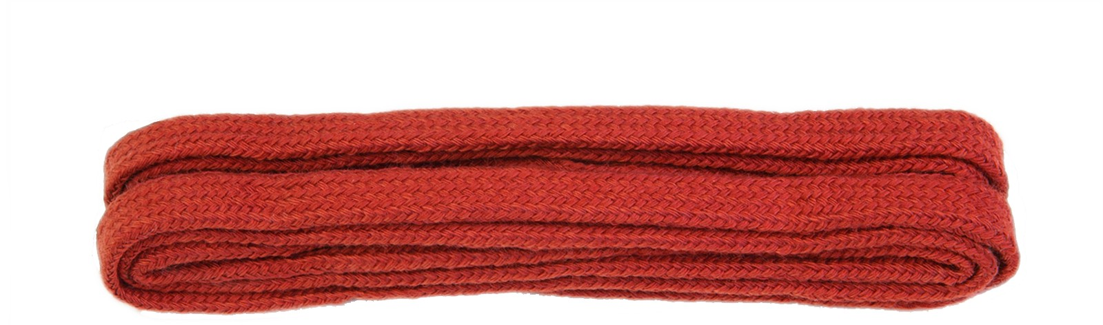Red Fine Flat Laces