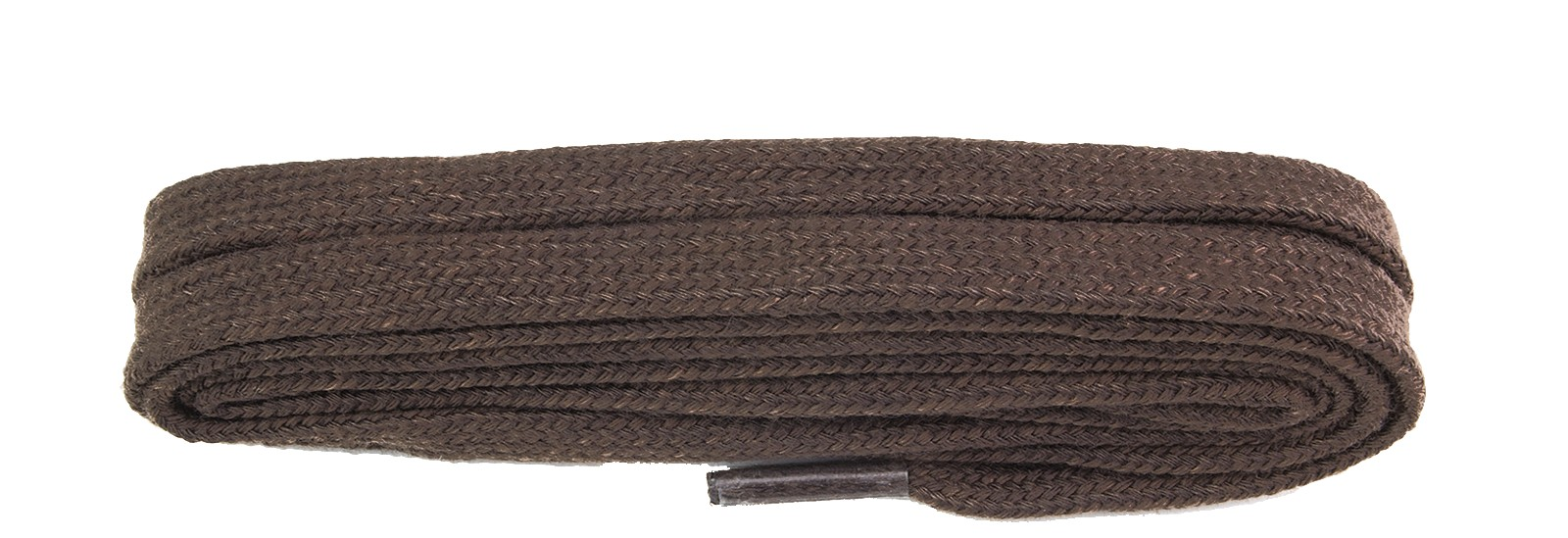 Brown Flat Laces 9mm