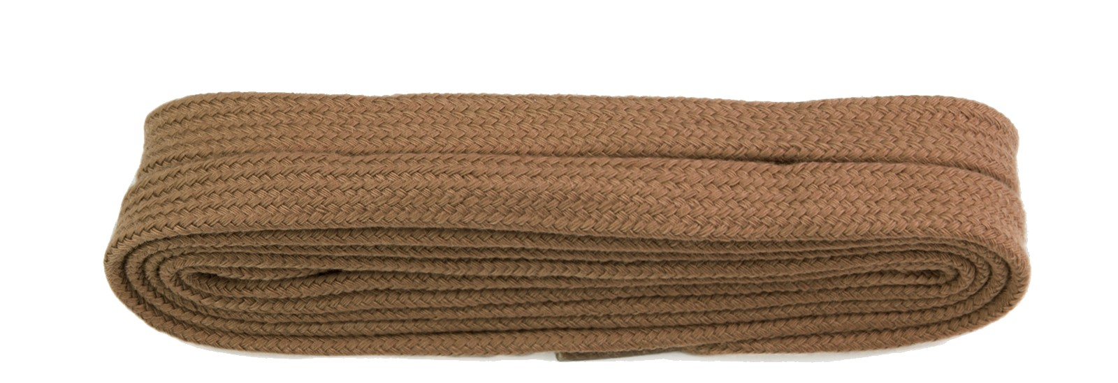 Tan Flat 9mm Laces