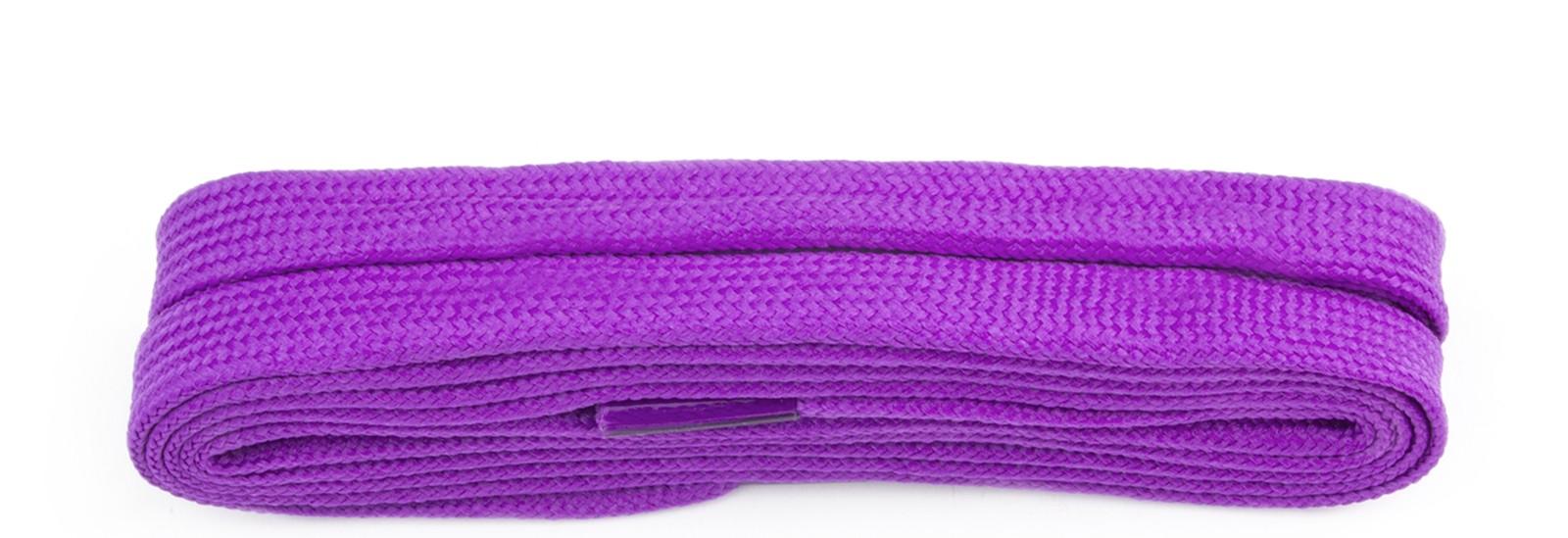 Vivid Purple 100cm Flat 9mm
