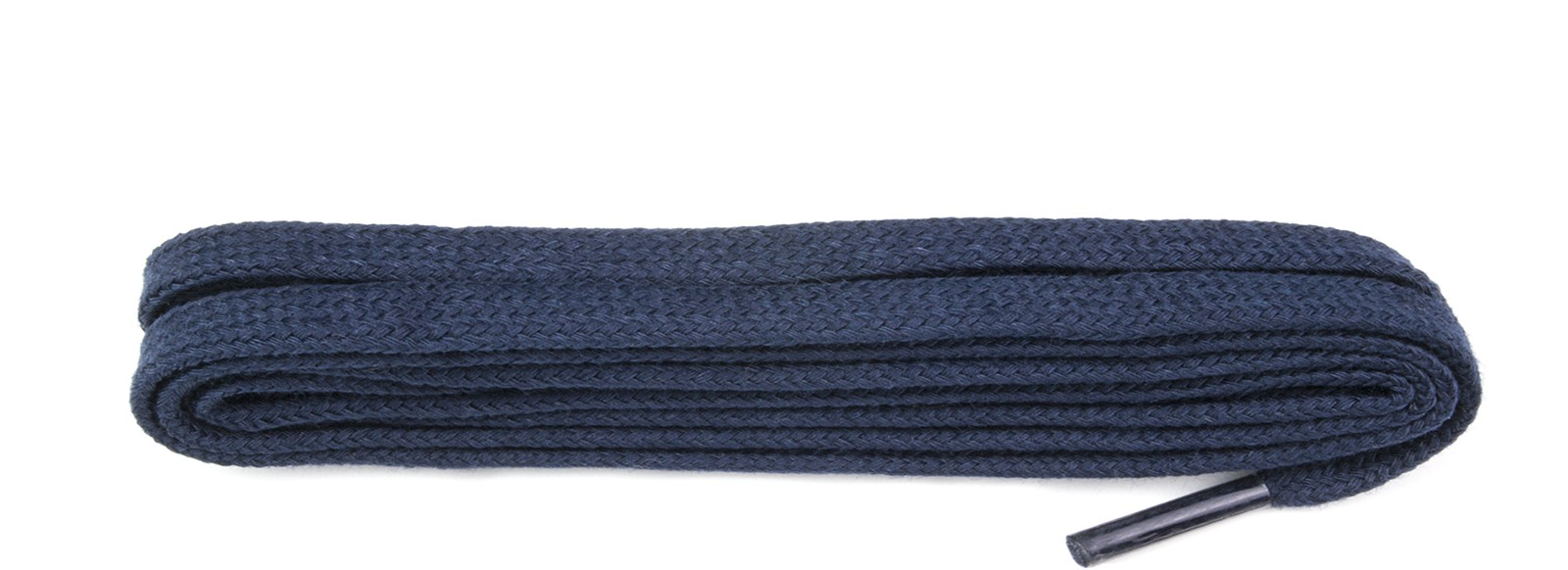 French Navy Fine Flat Laces