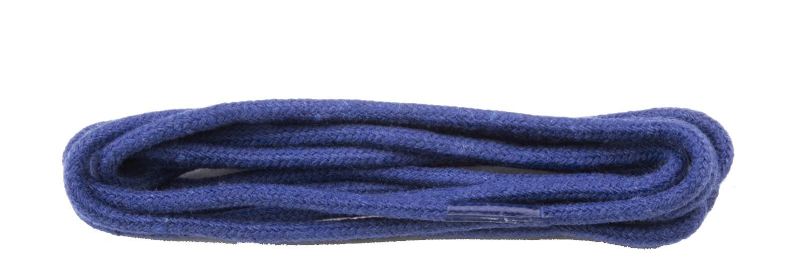 Royal Blue Fine Round Laces 60cm