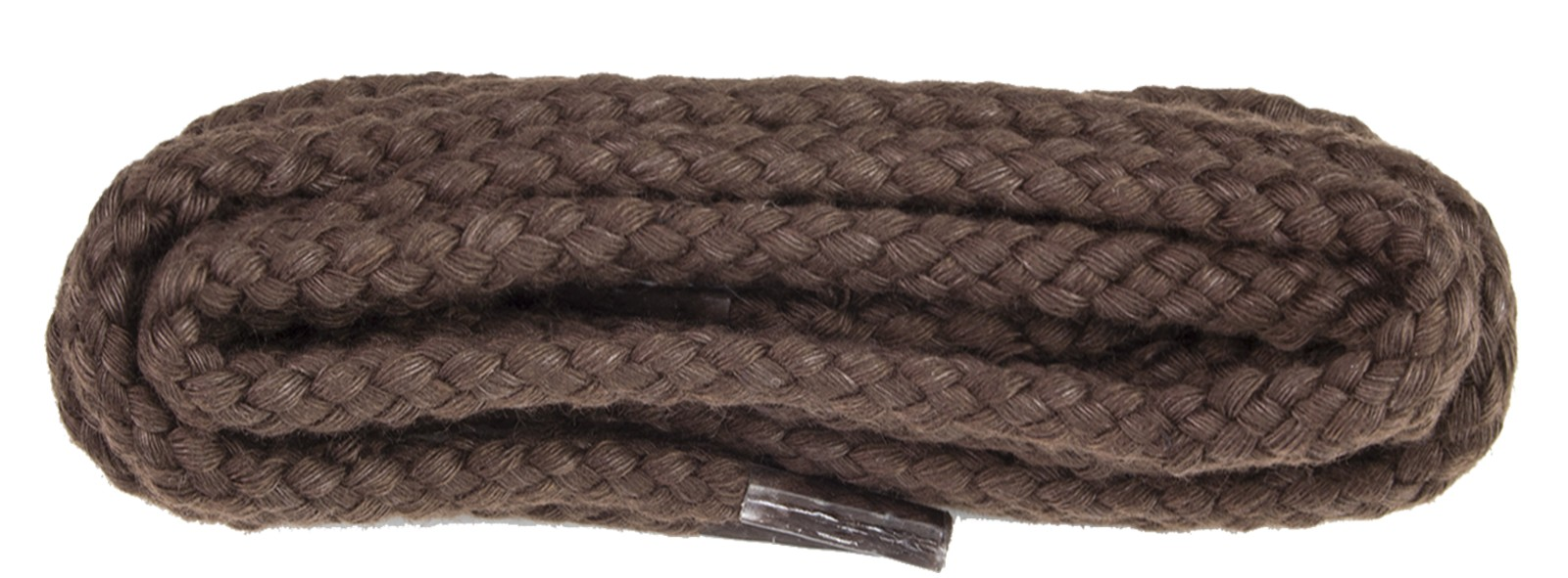 Brown Heavy Cord Laces