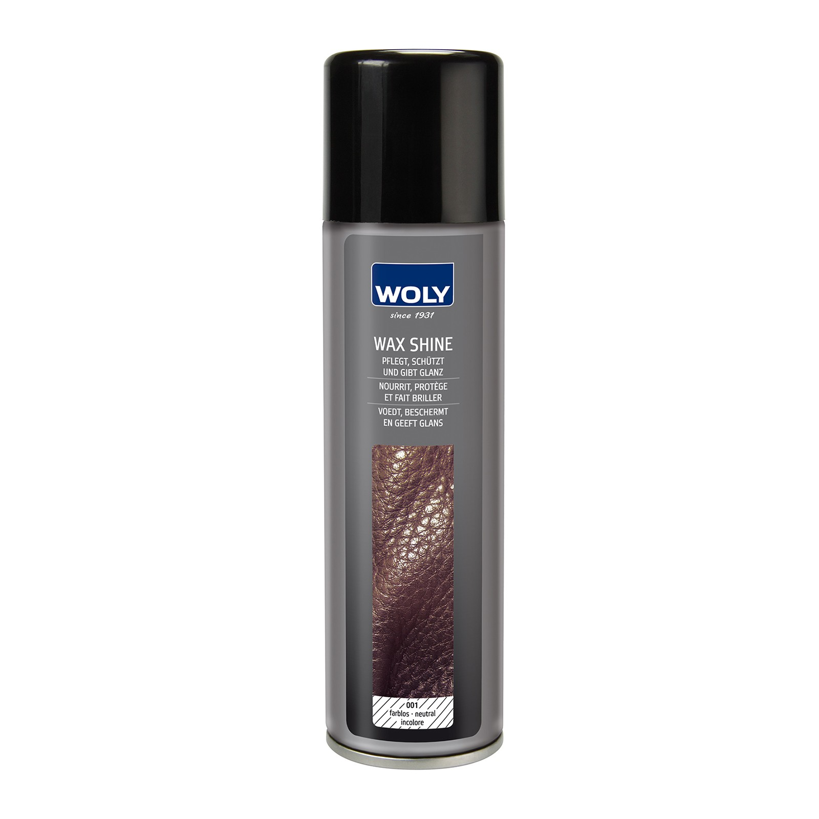 Woly Wax & Shine Neutral Spray