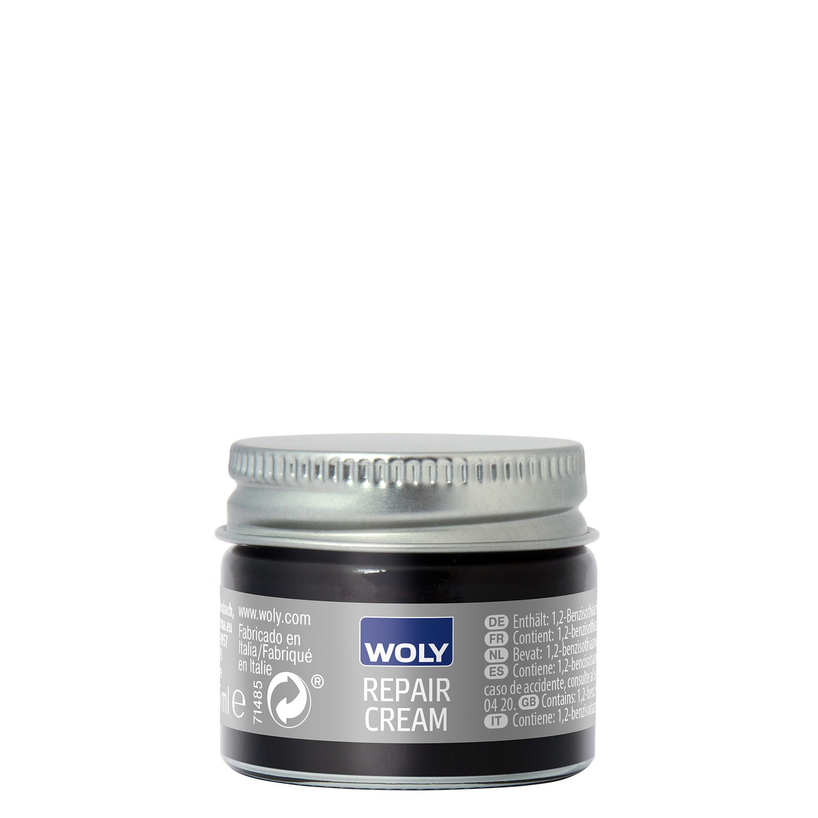 Woly Leather Repair Cream Select Colour