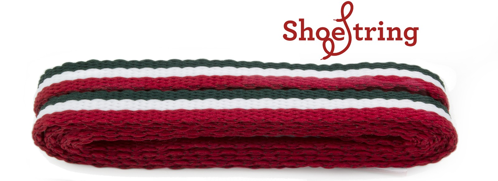 Sneaker Red/white/green Stripe
