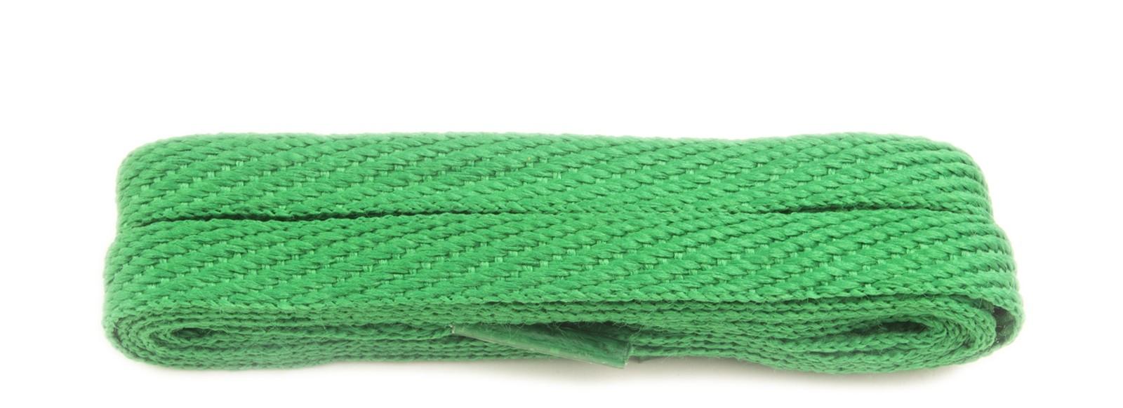 Green 120cm American Flat 10mm Banded