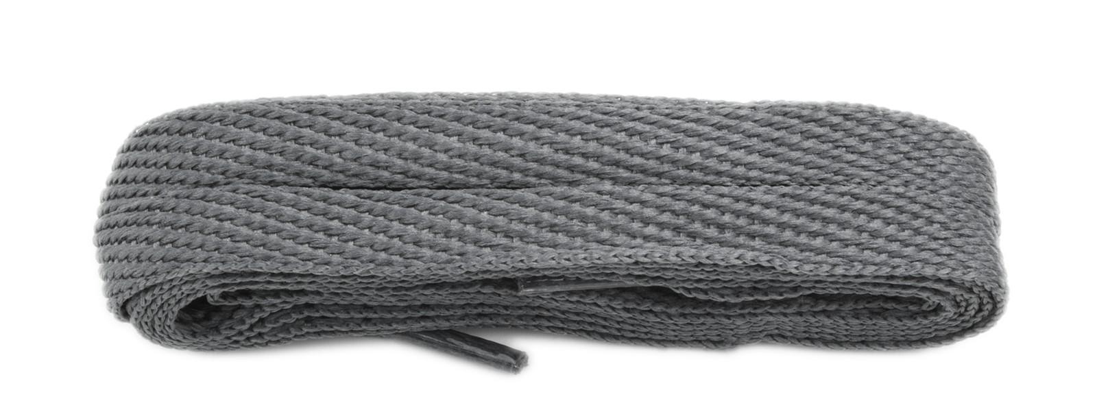 Grey 120cm American Flat 10mm Banded