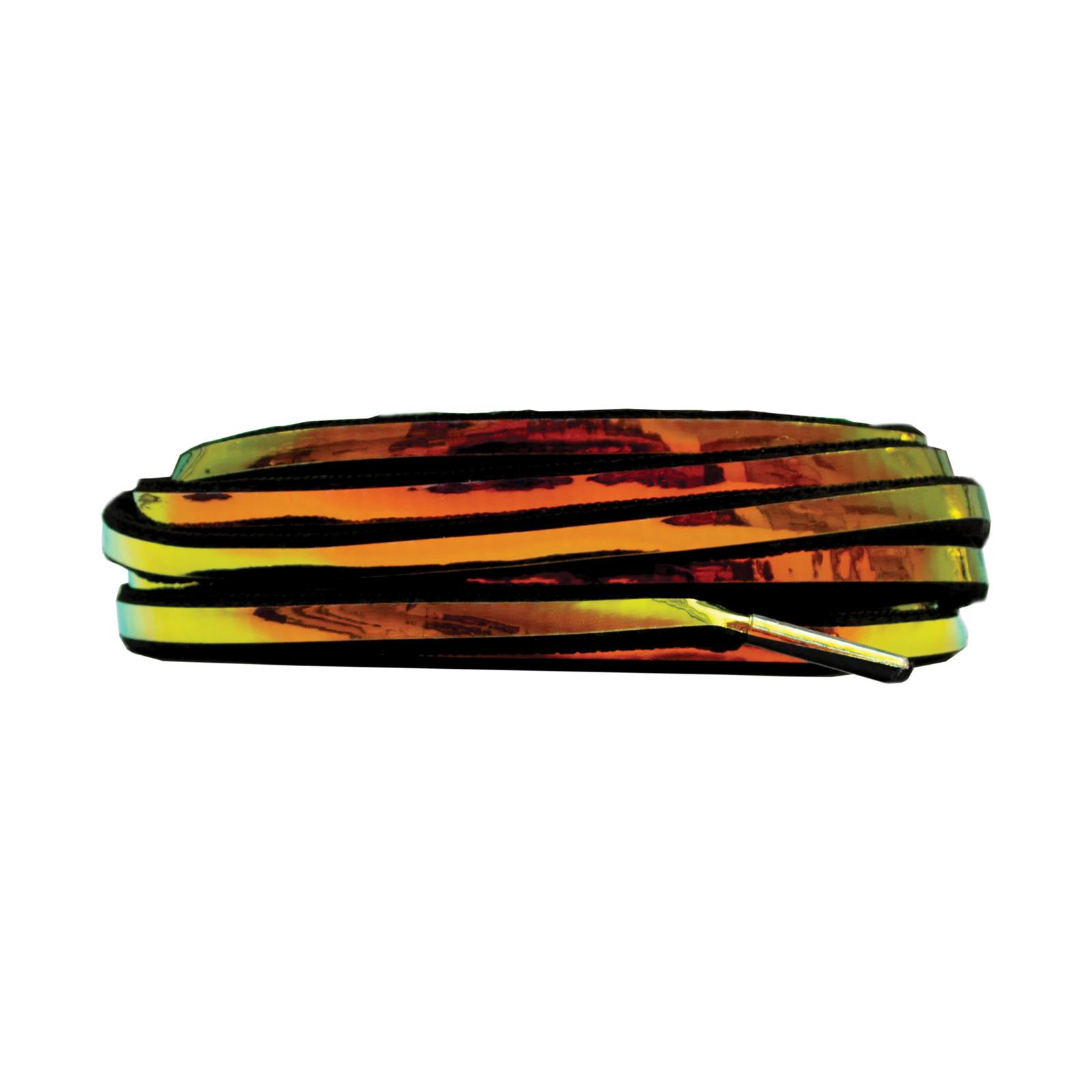 Black 90cm Gold Larme Strip