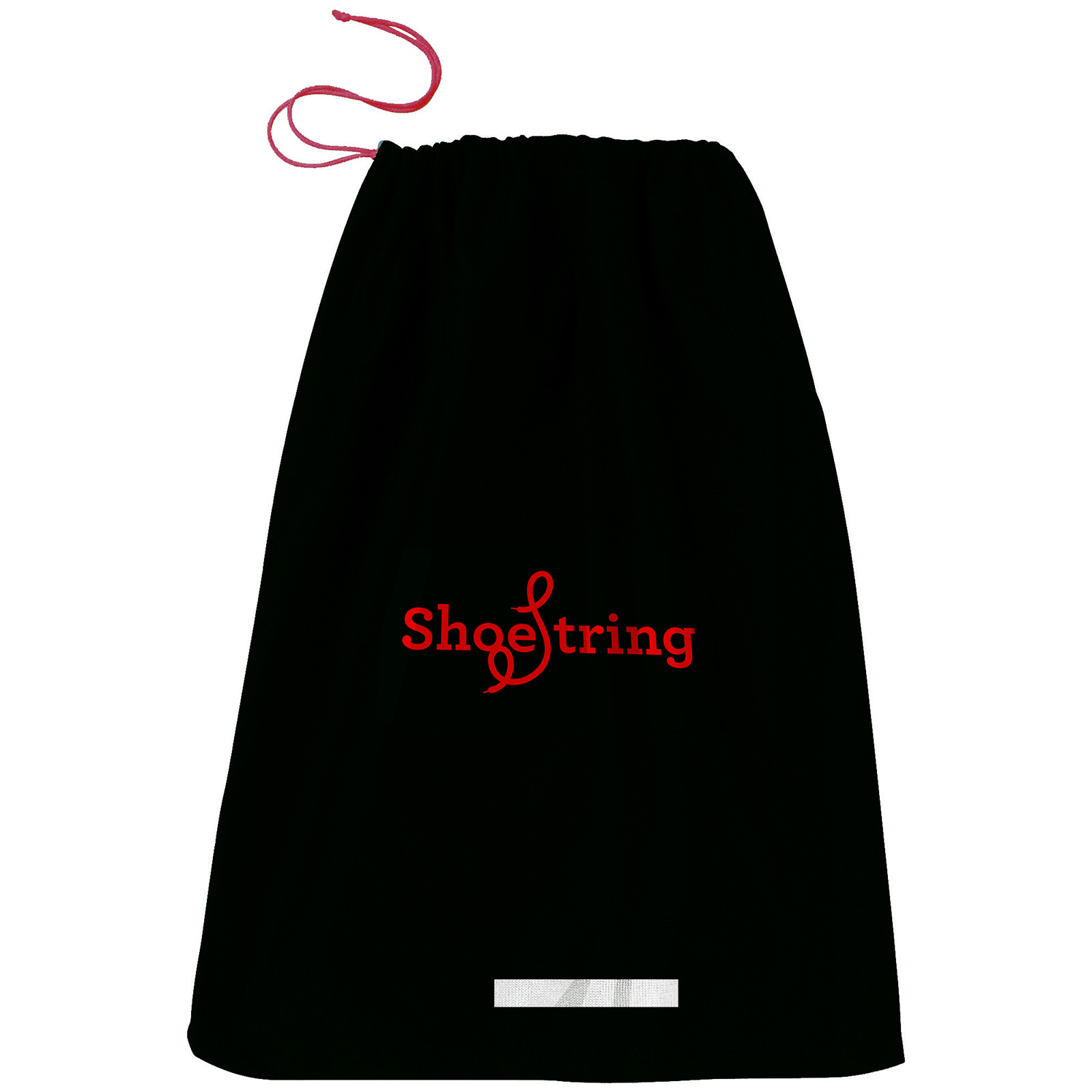 Shoe Bag Black (330mm x 400mm)