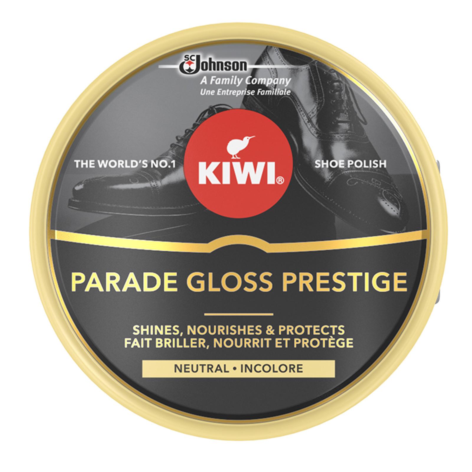Kiwi Neutral Parade Gloss  Tin 50 Ml