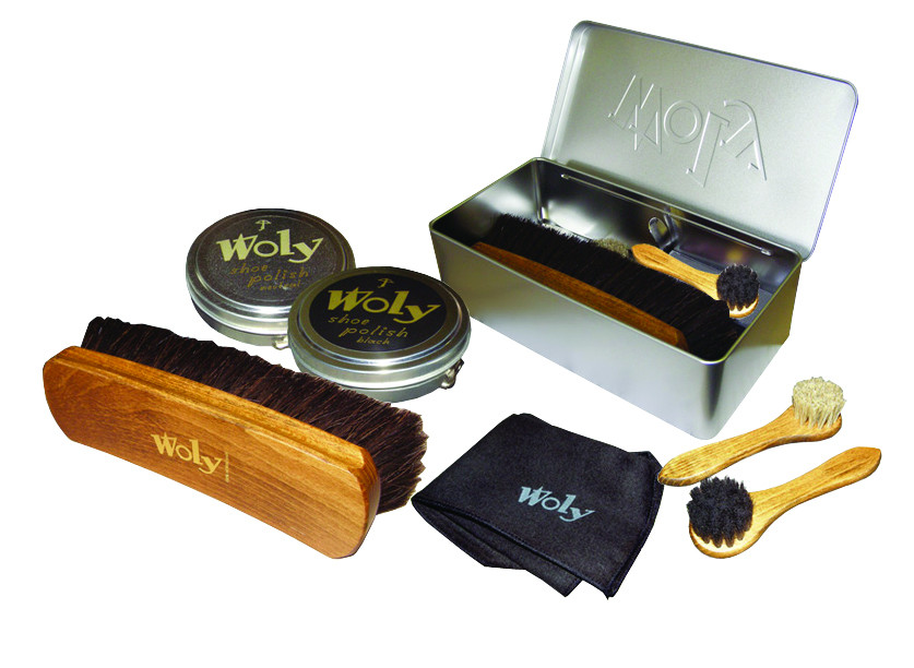 Woly Kit Collectors Box Filled