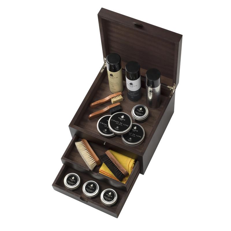 Famaco Shoe Care Kit Grand Cube