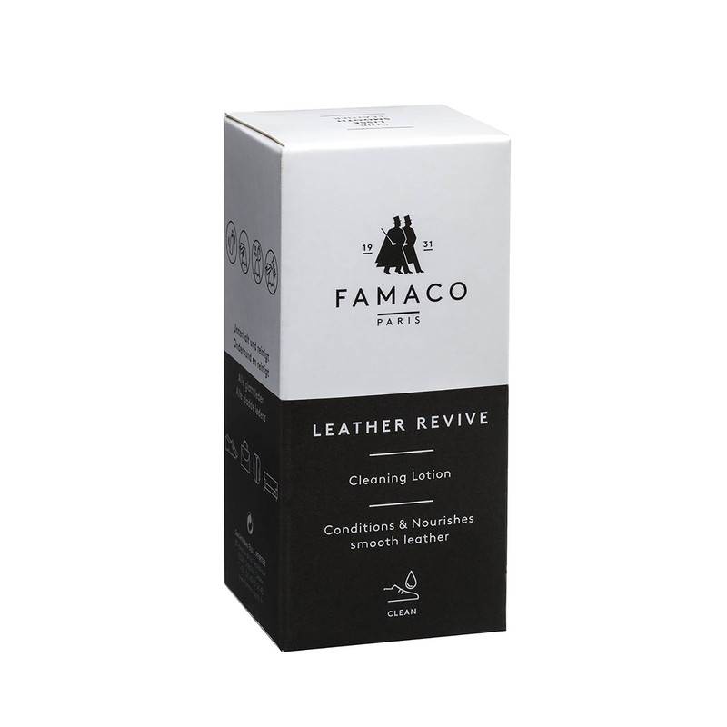 Famaco Leather Raviv Cuir Nourish & Shine 100ml