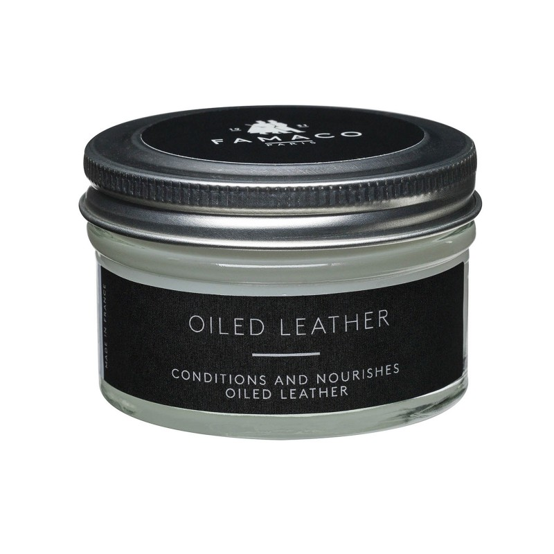 Famaco Oiled Leather Gel 50ml