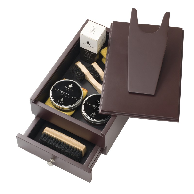 Famaco Shoe Care Kit Pied Cireur