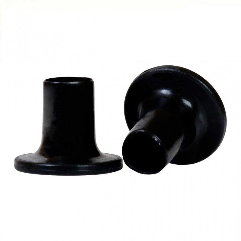 Clean Heels Heel Stoppers (black) Select Size