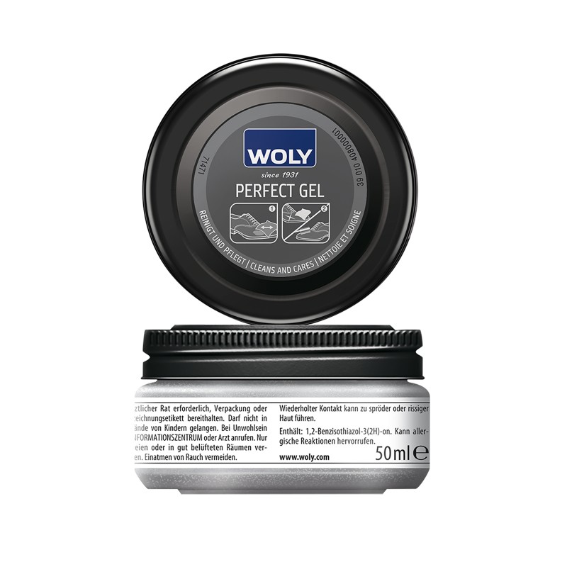 Woly Perfect Gel Leather Cleaner