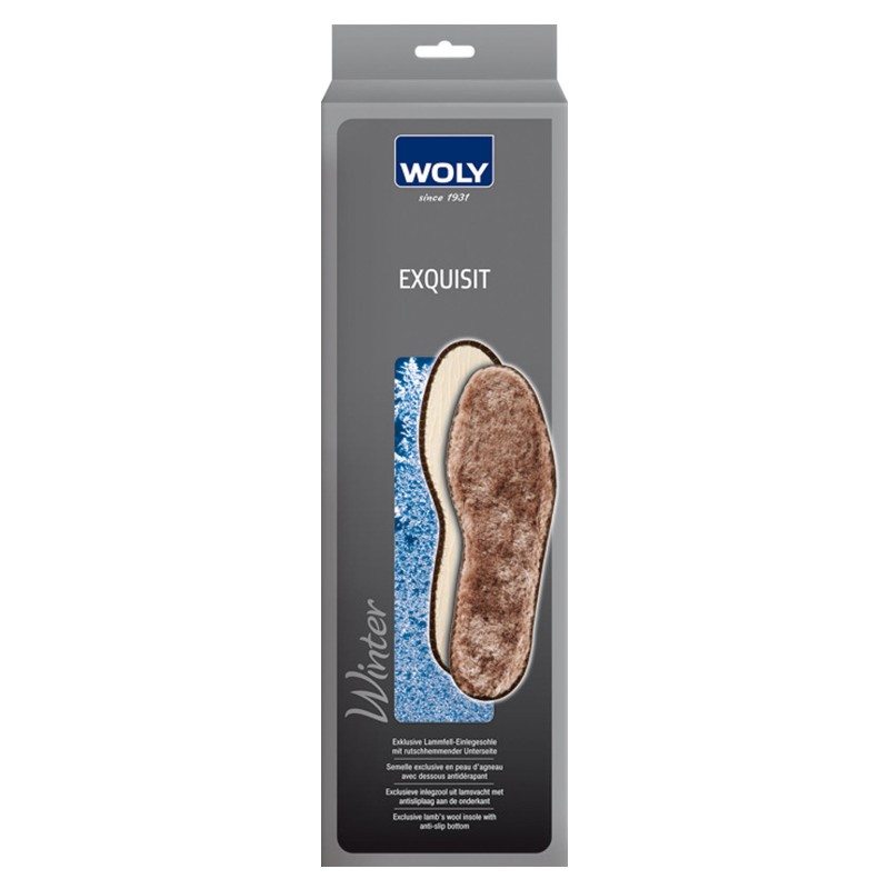 Woly Exquisit Insoles Select Size