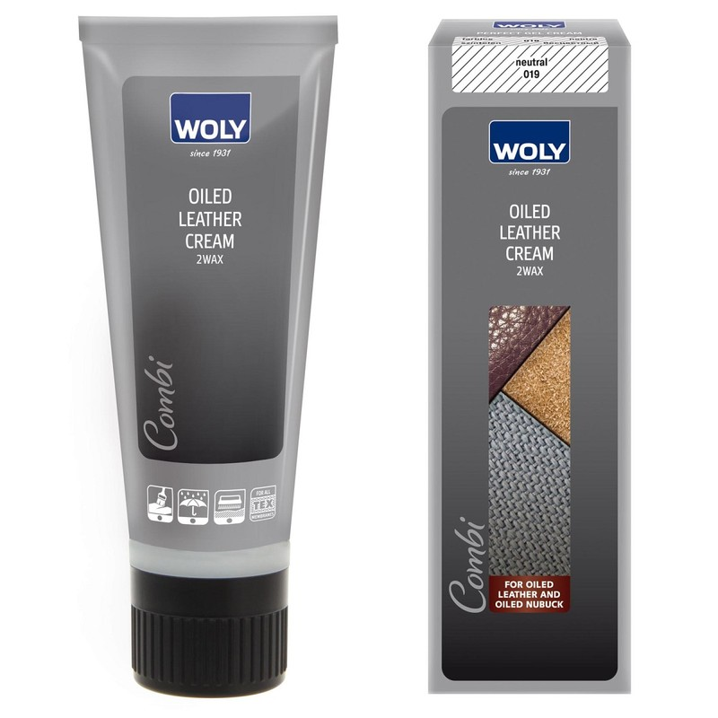 Woly Oiled Leather Cream