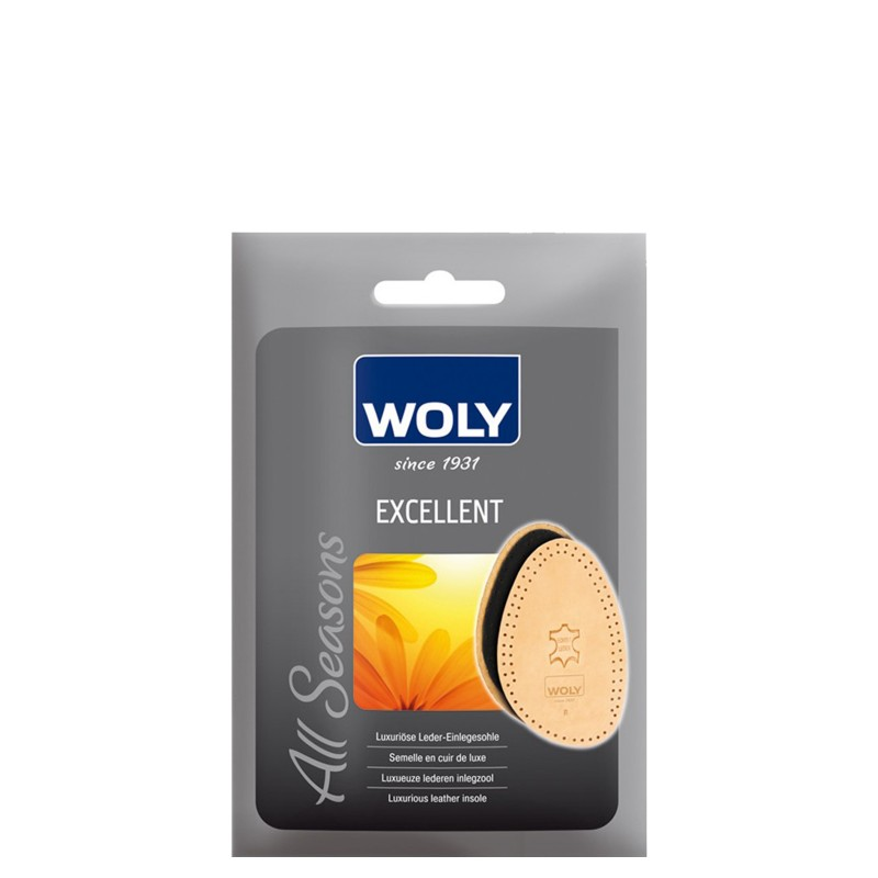 Woly Excellent Half Sole Select Size