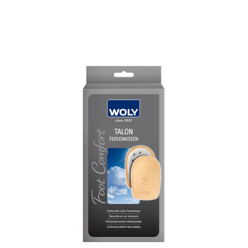 Woly Talon Heel Support Select Size
