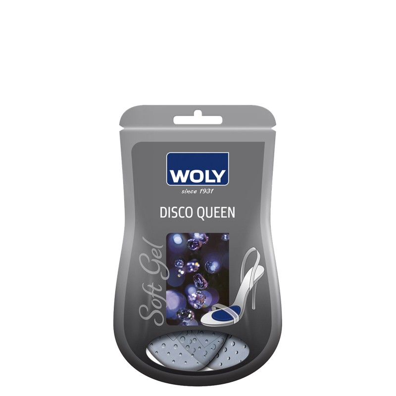 Woly Disco Queen, Gel Insoles