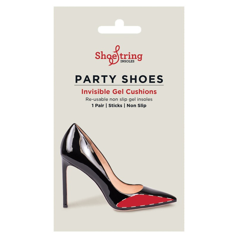 Shoestring Party Shoes 1 Pair