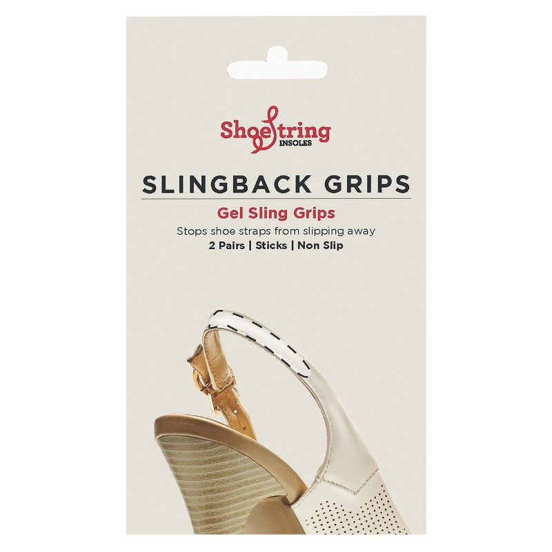 Shoestring Sling Grips 2 Pairs