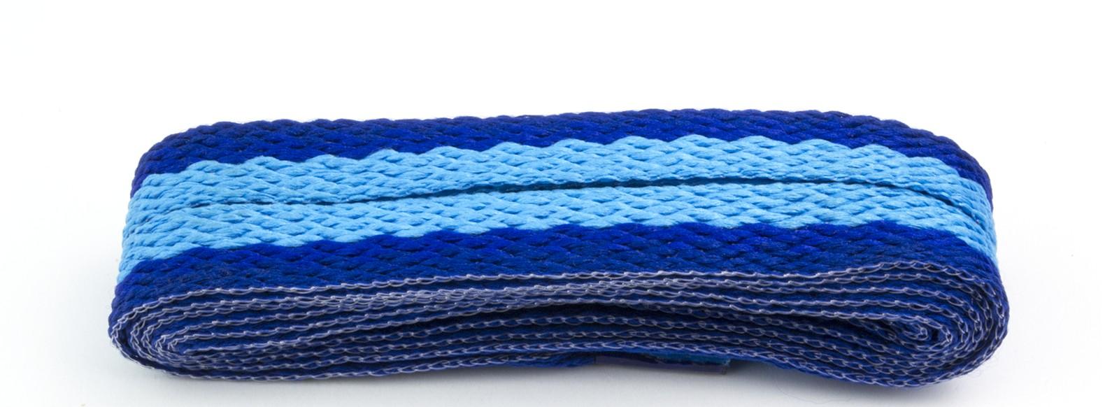 Fashion 114cm Blue/navy Stripe