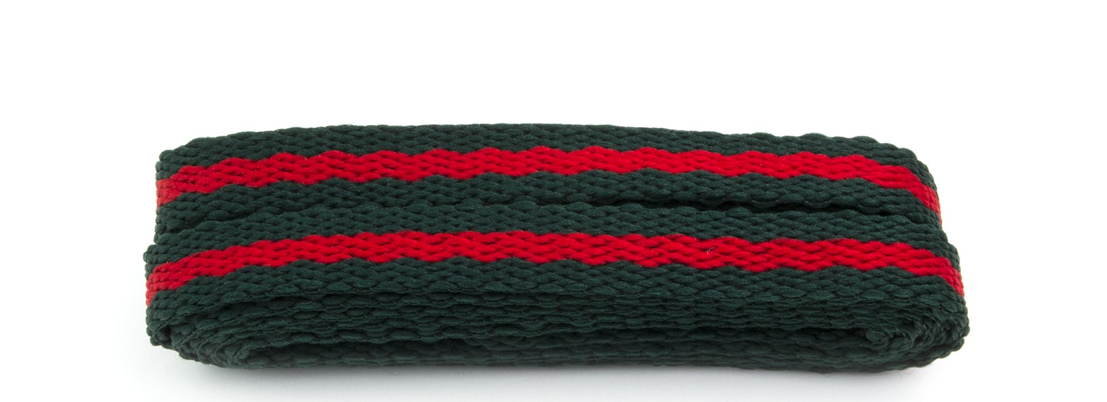 Fashion Green And Red Stripe