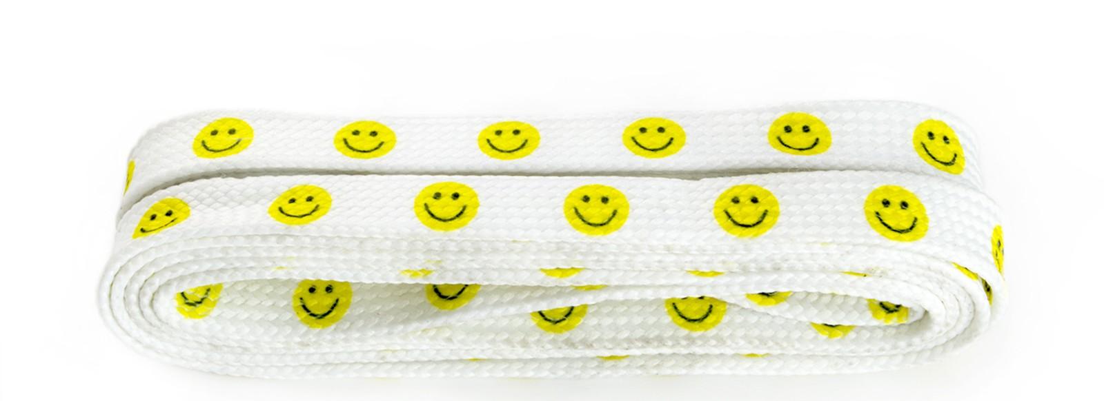 Sneaker White- Yellow Face