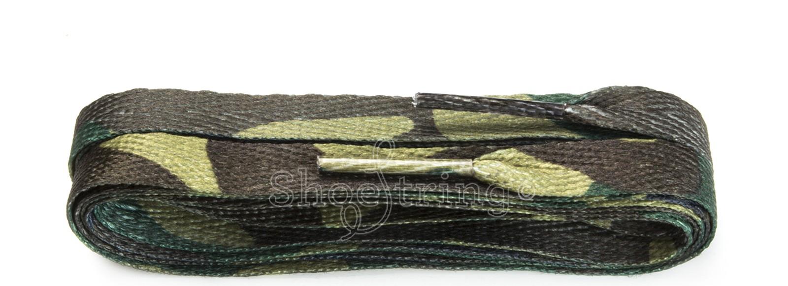 Sneaker Green Camo Narrow
