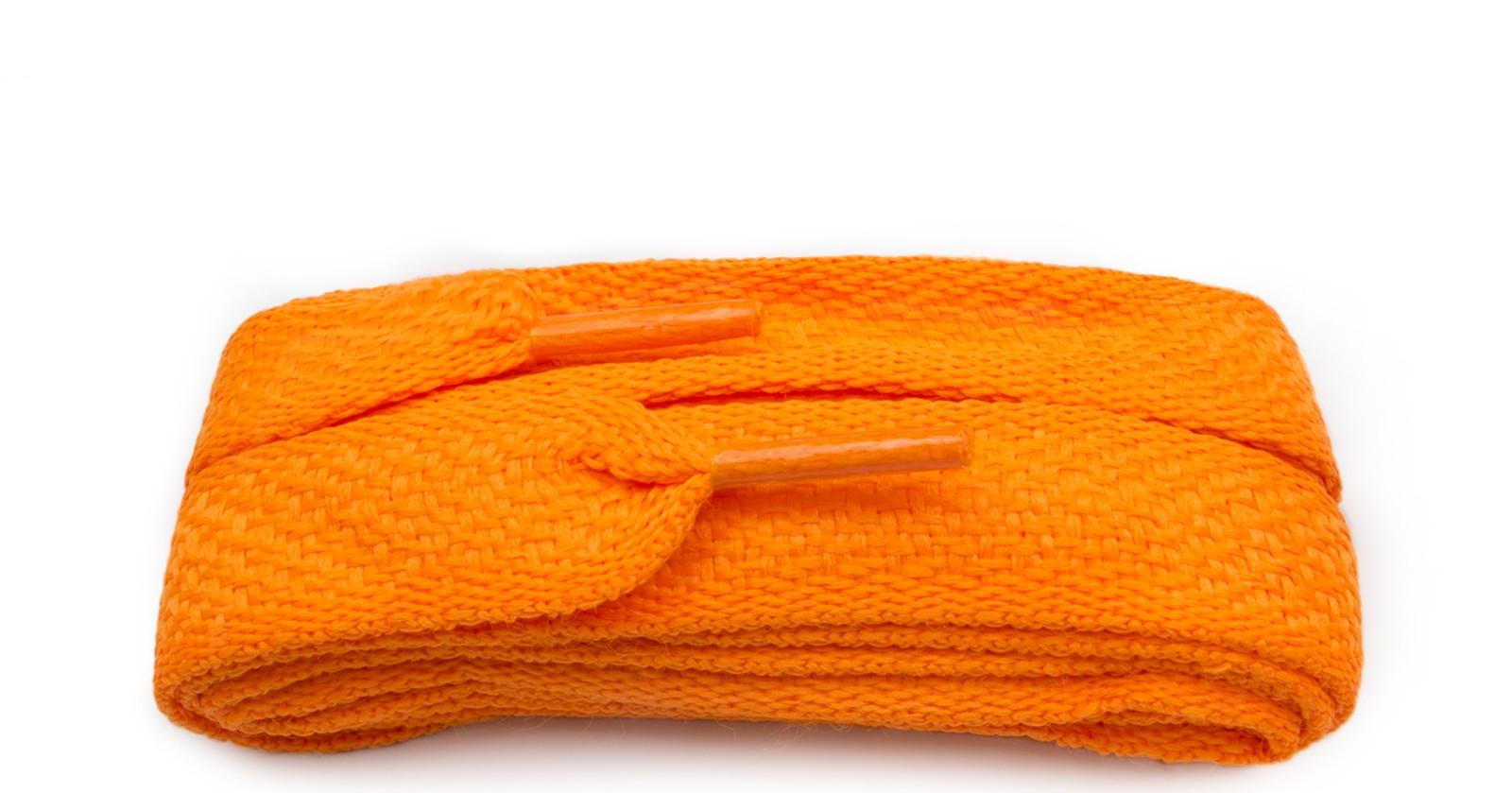 Flo Orangeflat Supremes Laces
