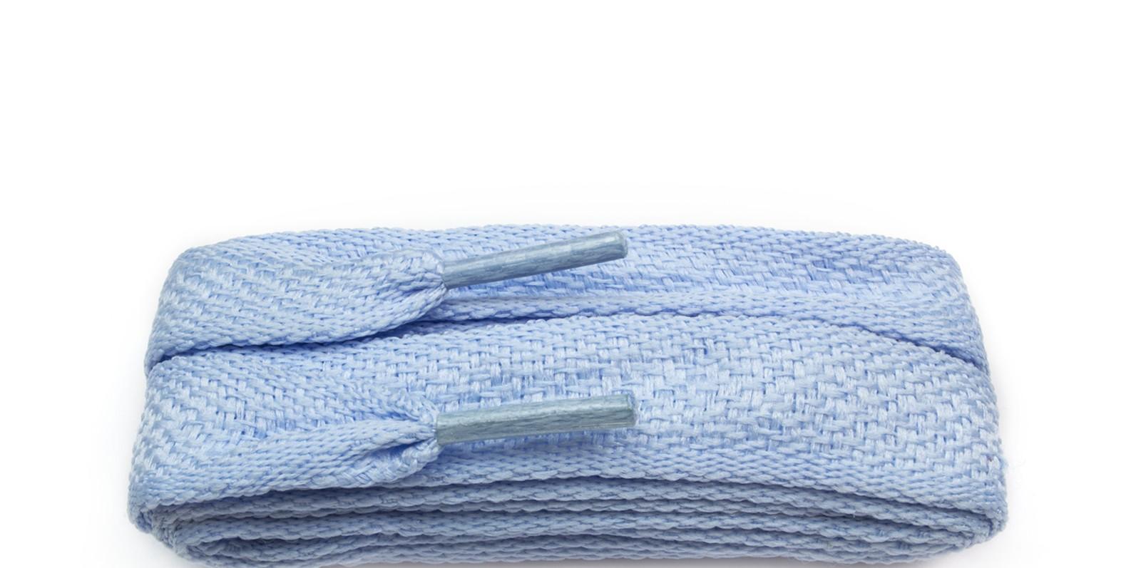 Pastel Blueflat Supremes Laces