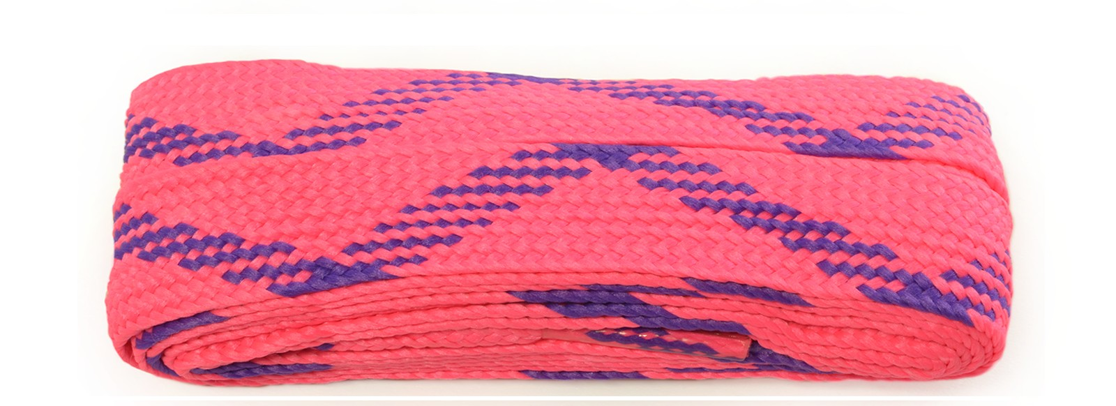 Pink/purple Fat Laces