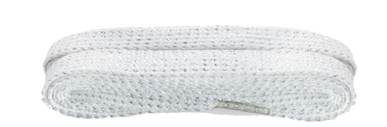 Sneaker Lurex White/silver Sneaker