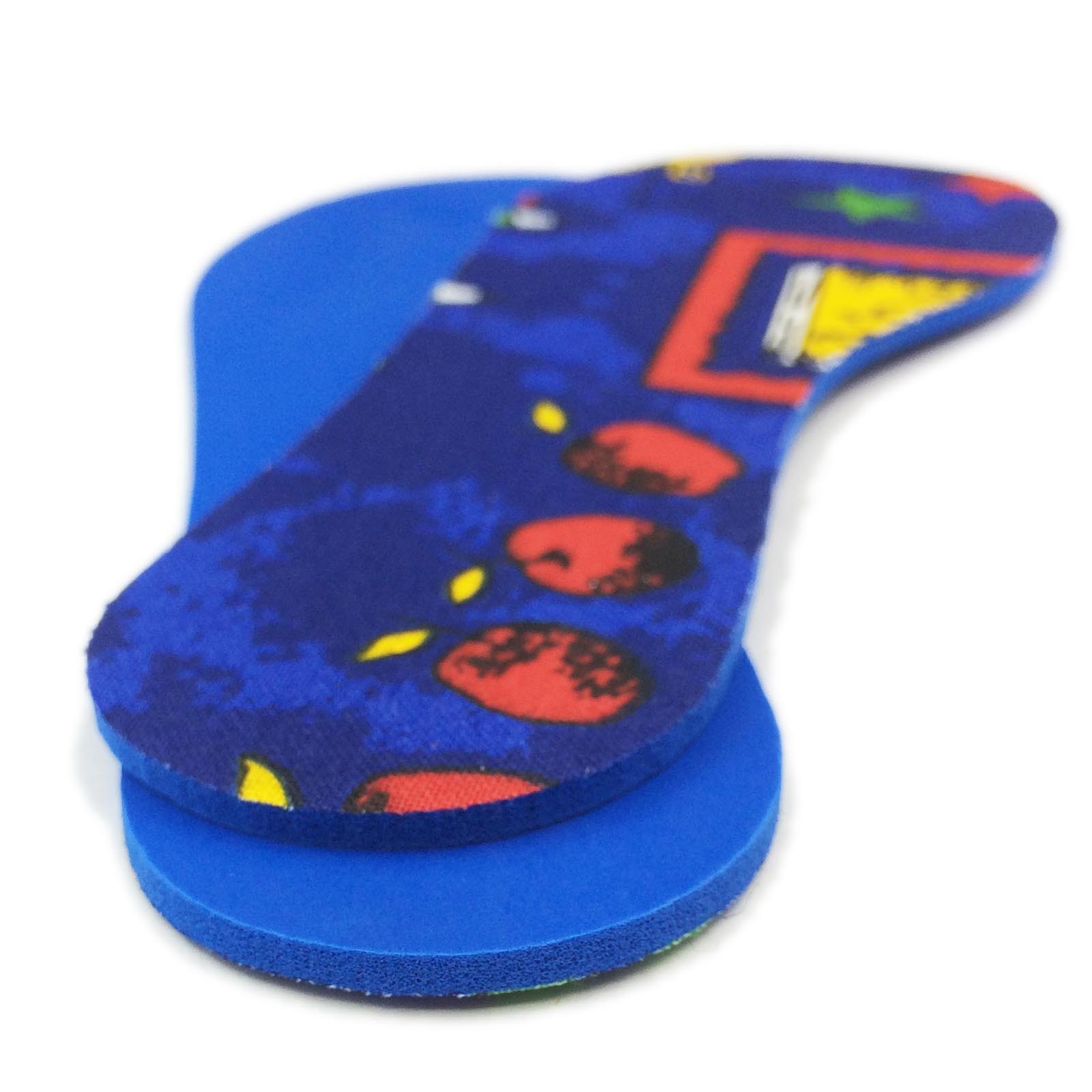 Shoe String Insoles Childs Pencil Printed