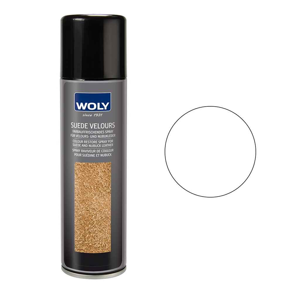 Woly Suede Neutral 250ml Spray