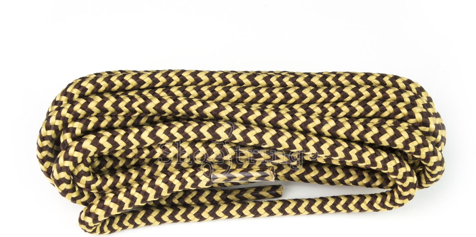 Hiking 150cm Brown/beige 150cm Dog Tooth Laces