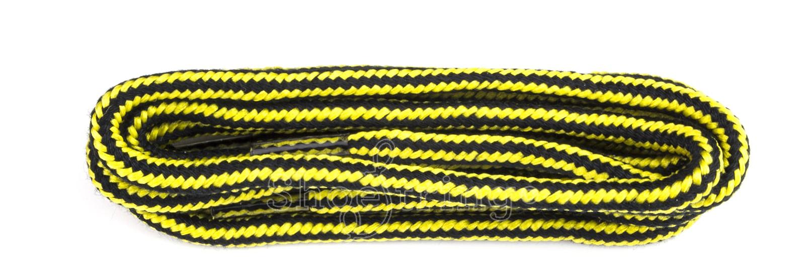 Kicker Dark Round Cord Laces