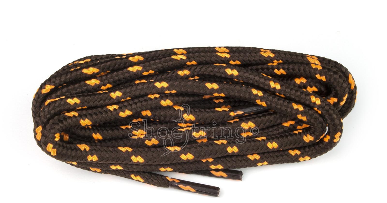 Hiking 150cm Brown/orange Wide-flex