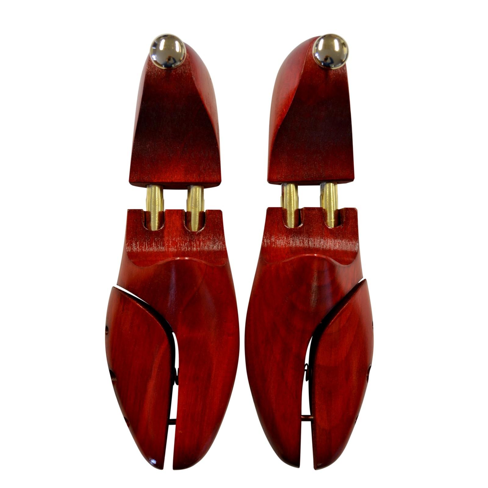 Shoe String Deluxe Red Beechwood Shoe Trees