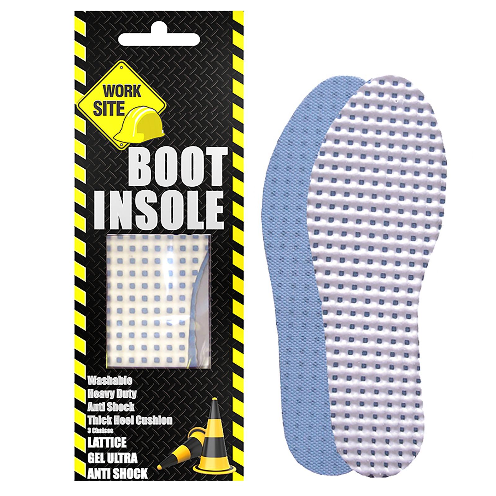 Worksite Insoles Lattice Comfort Insole