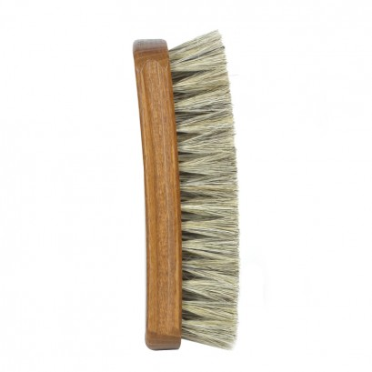 Shoestring Light Polishing Brush Deluxe Horse