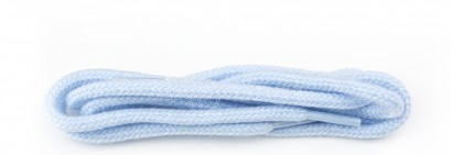 Pastel Blue Fine Round Laces