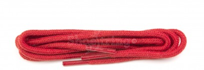 Red Fine Round Laces