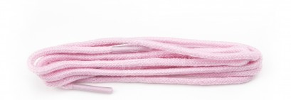 Pastel Pink Fine Round Laces