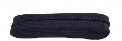 Navy Blue Flat Laces